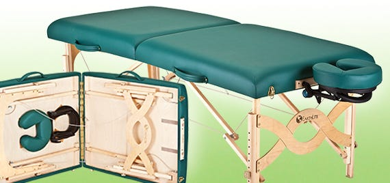 Portable Massage Tables from Earthlite